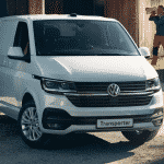 New VW Transporter Kombi WASP