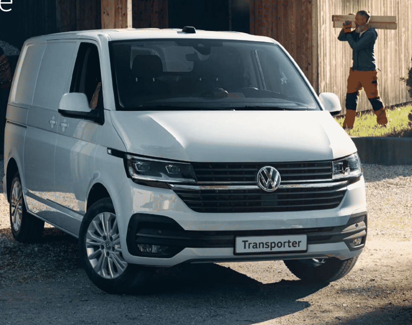 New VW Transporter Kombi WASP