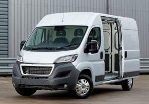 New Peugeot Boxer Lease