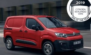 New 2019 Citroen Berlingo Van
