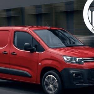 New 2019 Citroen Berlingo Van