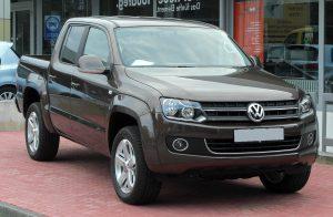 Volkswagen Amarok Highline Manual