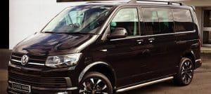 Volkswagen Transporter Kombi WASP