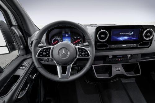 Mercedes-Benz Sprinter Interior
