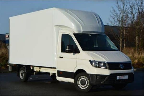 VW Crafter Luton