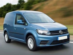 Volkswagen Caddy Highline