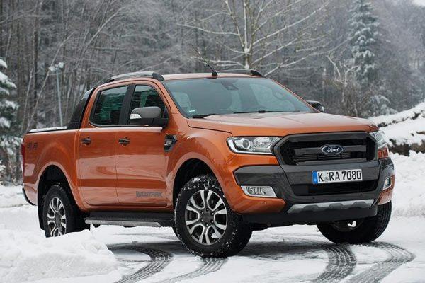 Ford Ranger Wildtrack Lease