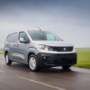 New Peugeot Partner Lease