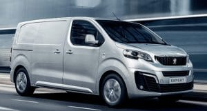 New Peugeot Expert Van