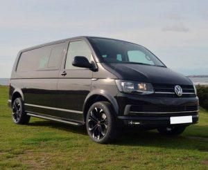 Volkswagen Transporter Kombi Highline