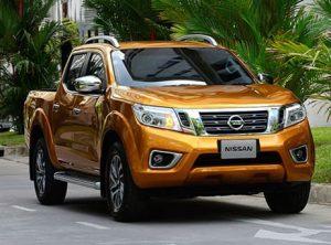 The Nissan Navara Acenta