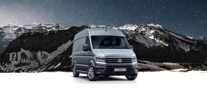 vw crafter automatic