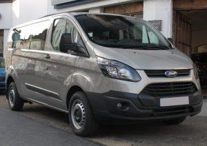 Ford Transit Custom DCIV Base