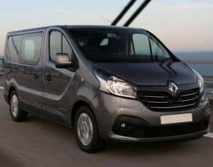 Renault Trafic Sport Crew Van
