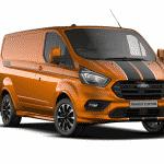 Ford-Transit Sport- Orange-Glow