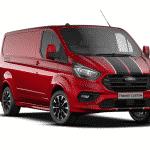 Ford-Transit_Custom-Spor-Kapoor-Red