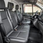 New 2018 Transit Custom Sport Part Leather