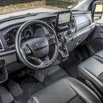 New Transit Custom Sport Dash