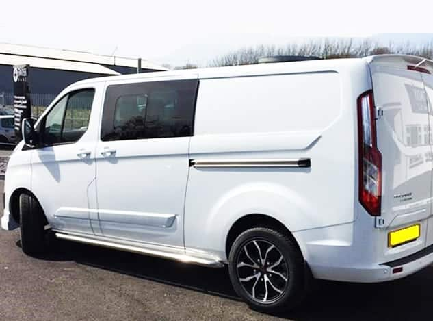 ford transit custom sport lease high spec lease from 275. Black Bedroom Furniture Sets. Home Design Ideas