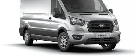 New Ford Transit 350 lwb high roof van