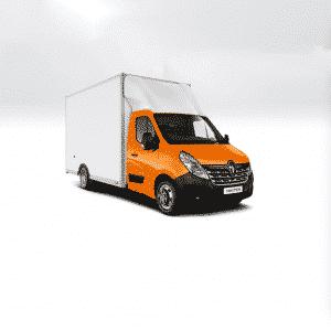New Renault Master Low Loader