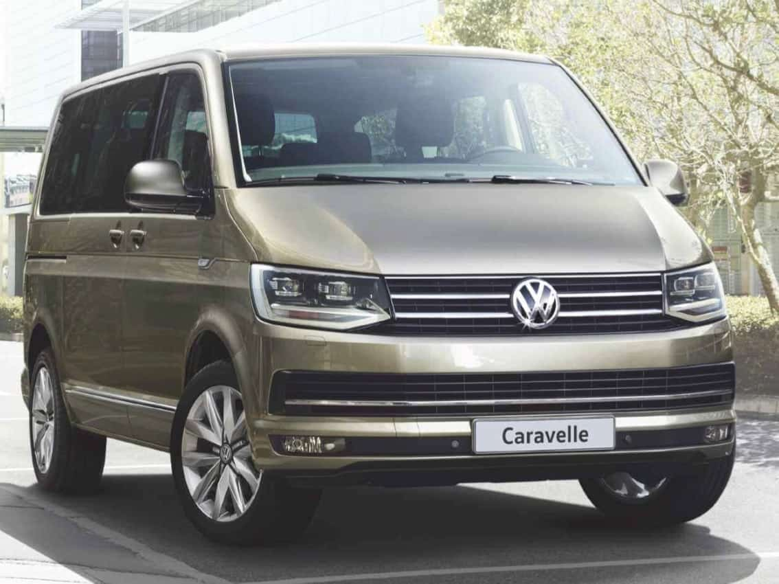 Vw Caravelle 150 Executive Swiss Vans