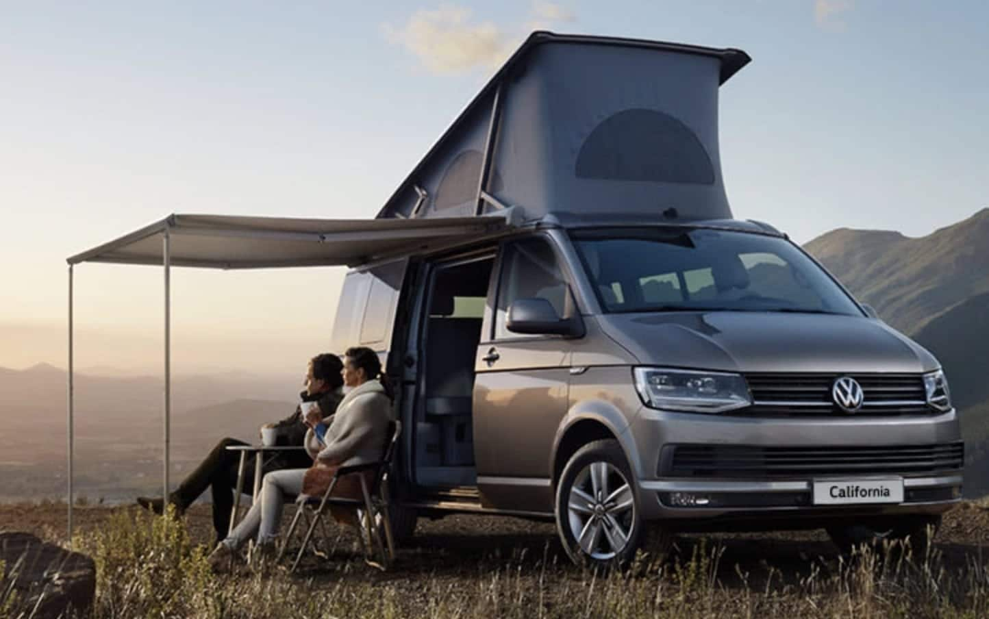 Vw California Ocean Dsg Swiss Vans