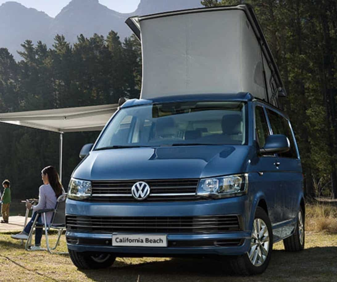Swiss Vans Large Uk Ford: VW California Beach 150