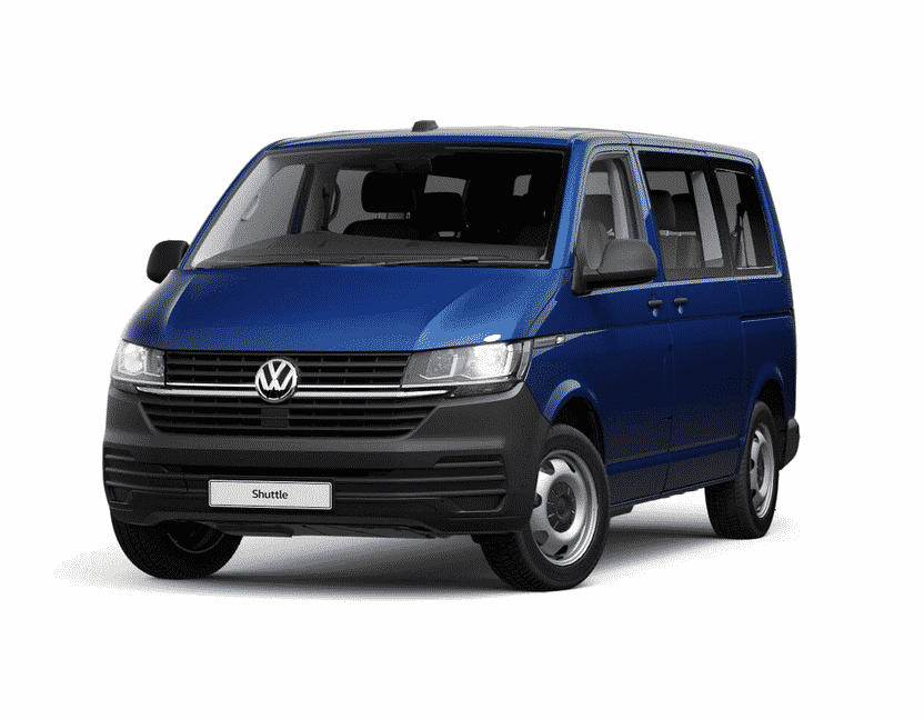 New shape VW Shuttle For Sale