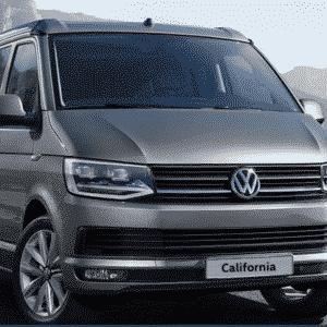 New VW California Ocean