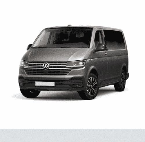 VW Transporter Shuttle Lease
