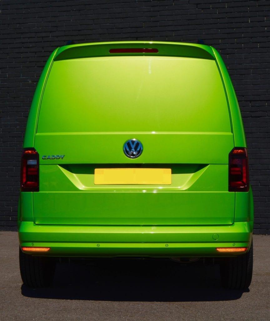 VW Caddy WASP Rear