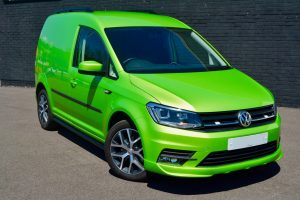 VW Caddy WASP Lease
