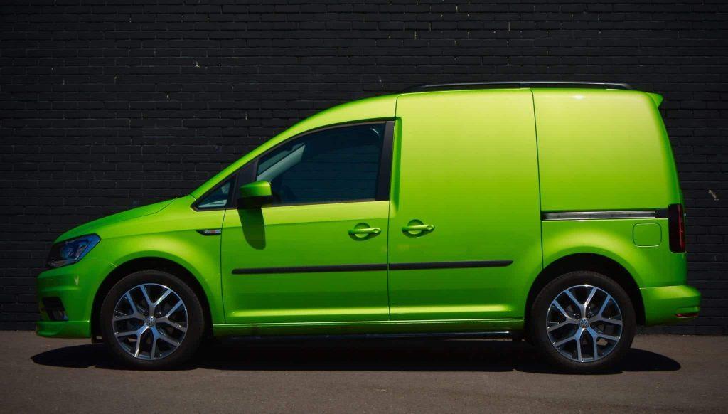 VW Caddy WASP