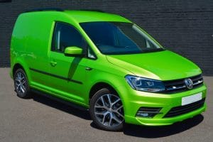 New VW Caddy WASP Pack