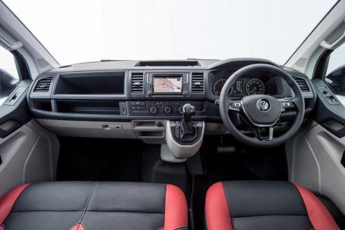 VW Sportline Leather Interior