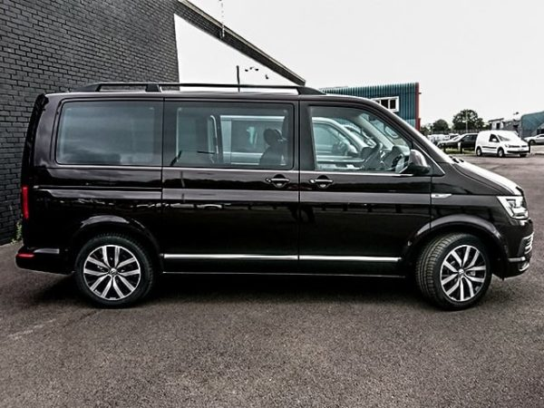 vw caravelle executive