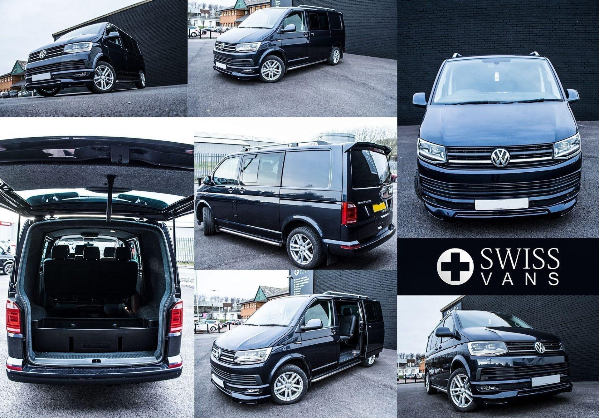 Volkswagen Transporter Lease