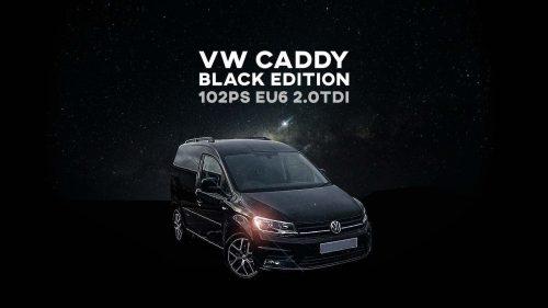 vw caddy 102