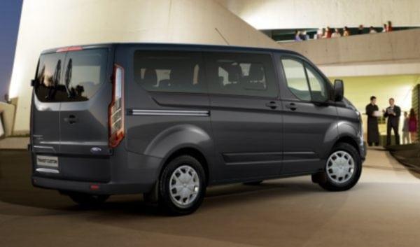 Transit Custom Minibus