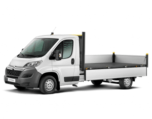 New CItroen Relay Dropside