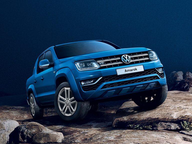 New VW Amaork Lease