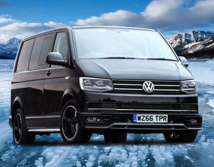 VW Transporter Sporline kombi genuine