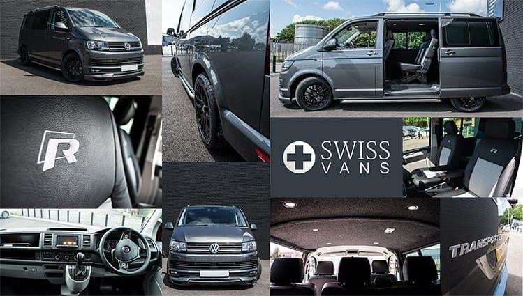 Buy a new VW Transporter