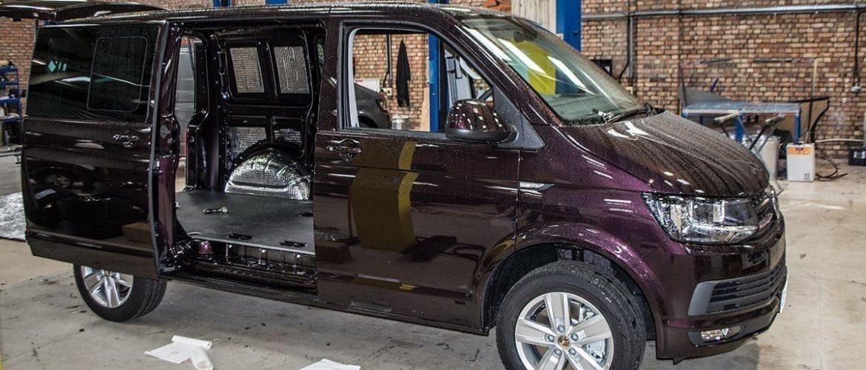 VW Kombi WASP Stage 2