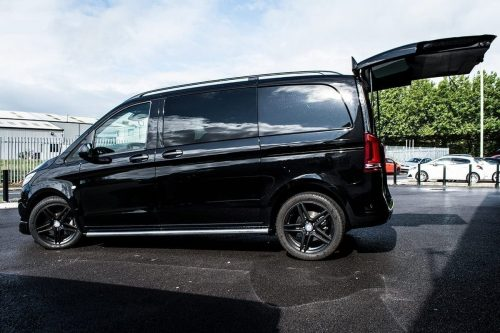 Mercedes Benz Vito lease