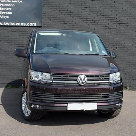 VW Kombi WASP Stage 1