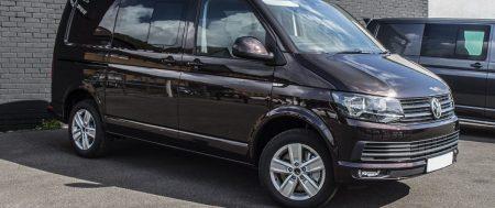 VW Kombi WASP Stage 1: