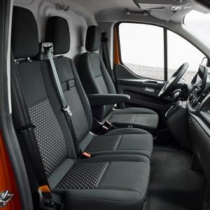 Ford Transit Custom Lease Interior
