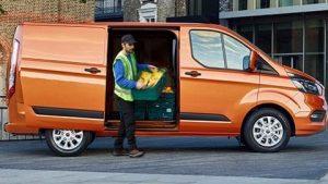 Ford Transit Custom dciv Limited